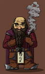 Dwarven Noble by Morgoth883