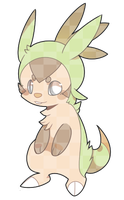 chespin by splosions