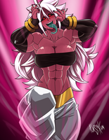Android 21 by Forsa-kun