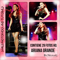 +Photopack Ariana Grande #02. by PerfectPhotopacks
