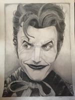 Anthony Misiano as The Joker by Bri-IHeartArt-Mae