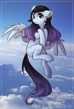 Higher and higher by Kate-Littlewing