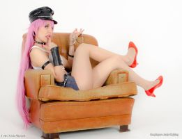 Poison cosplay - Hi, sweety by JudyHelsing