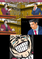 Miles Edgeworth and His Terrible Puns #23 by DarkMatter89