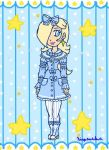 Blue Pastel Rosalina by ninpeachlover