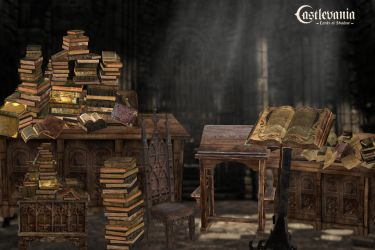 Library pack by PaleVirus