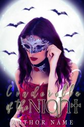Cinderella Of The Night ( Available) by liviapaixao