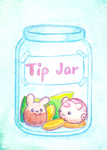 ''Tip Jar'' by Mellymiew
