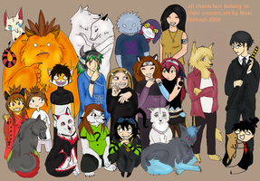 Group picture by NoxiNobodi