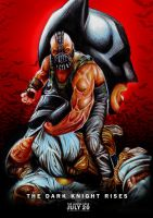 Vengeance of Bane by JawZ270589