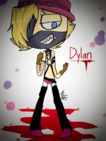 Dylan Fuentes by MoonlightWolf17