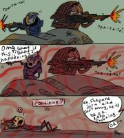 Mass Effect 3, p.9 by Ayej