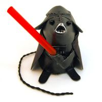 Darth Vader Mouse by The-House-of-Mouse
