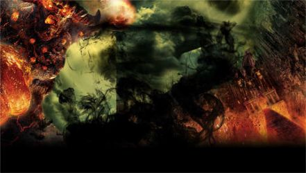 Dante's Inferno 5 Anger by SulphurFeast