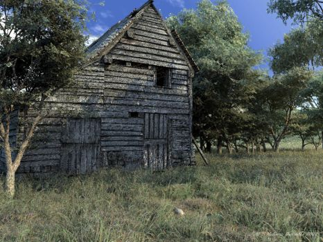 Old Barn by 2753Productions