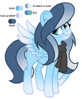 Cheap Winter Pony Adopt (Closed) by Starburst987