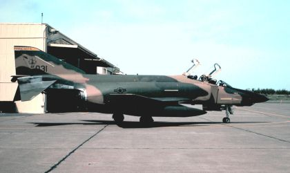 RF-4C in 'Wraparound' No. 9 by F16CrewChief