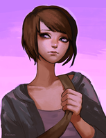 Max Caulfield by xestrom