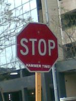 Stop, Hammertime by Teh-ShadowMan