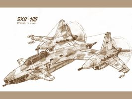 SXB-100 by TheXHS