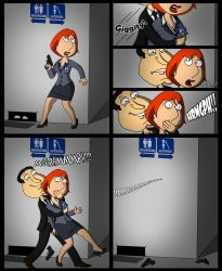 Special Agent Lois Scully by Fusilli-Jerry