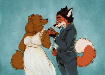Marry me? [c] by Kallica
