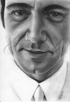 Kevin Spacey by Evriale