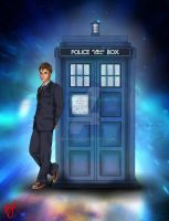 Doctor Who Commission Work by SinWall
