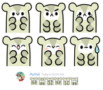 Pead emojis for Discord by Ayinai