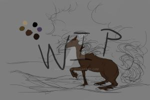 WIP by Ghostsquid