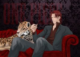 One Piece: Shanks leopard  VIP by MALMAL90