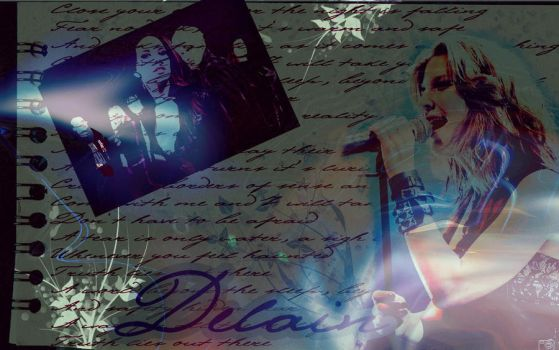 Delain Wallpaper by the-never-fading