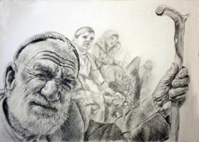 old man by amir-gallery