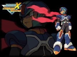 Megaman X: Command Mission by Rockte