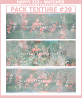 [SHARE] PACK TEXTURE 20 - HAPPY 222+ WATCHER by xhangelf