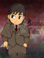 Anime Barnabas Collins by GNGTNT105
