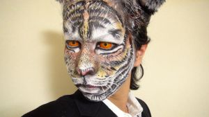- TIGER - Makeup2 by KisaMake