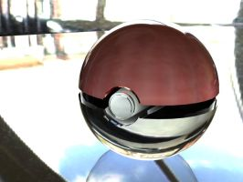 .:Glass Pokeball:. by wanton-fox