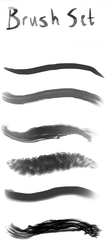 Brush Pack 3.0 by NukeRooster