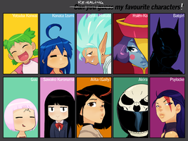 Revealing the Ladies by theCHAMBA