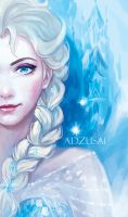Frozen by AngelofDeathz
