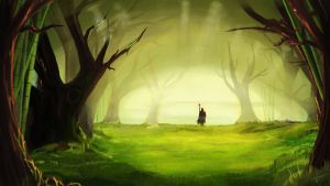 Spiritual Forest by Fataliis