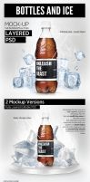 ice psd mock-up drink product by Giallo86