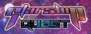 Spaceship Quest logo by Laxus