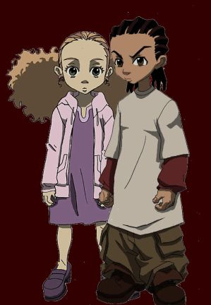 huey and jazmine fanfiction rated m