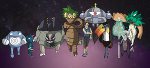 TeamFourStar's Alolan Survival Arc!