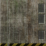 Cement Wall 5 Remake by Hoover1979