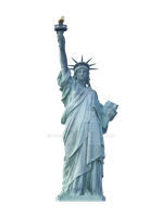The Statue of Liberty by PRUSSIAART