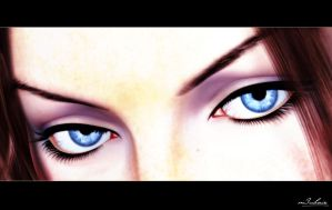 Windows to the Soul by radiositysg