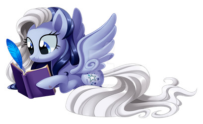 Silver Glow by Centchi